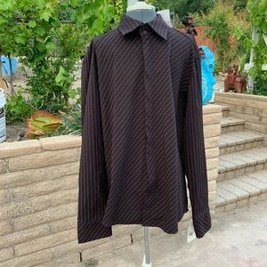 7 Diamonds Long Sleeve Shirt Sz XXL